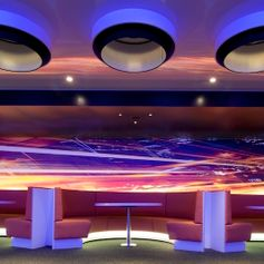 Interieurarchitect horeca lounge