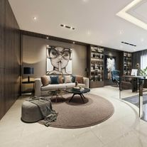 Luxe interieur appartement