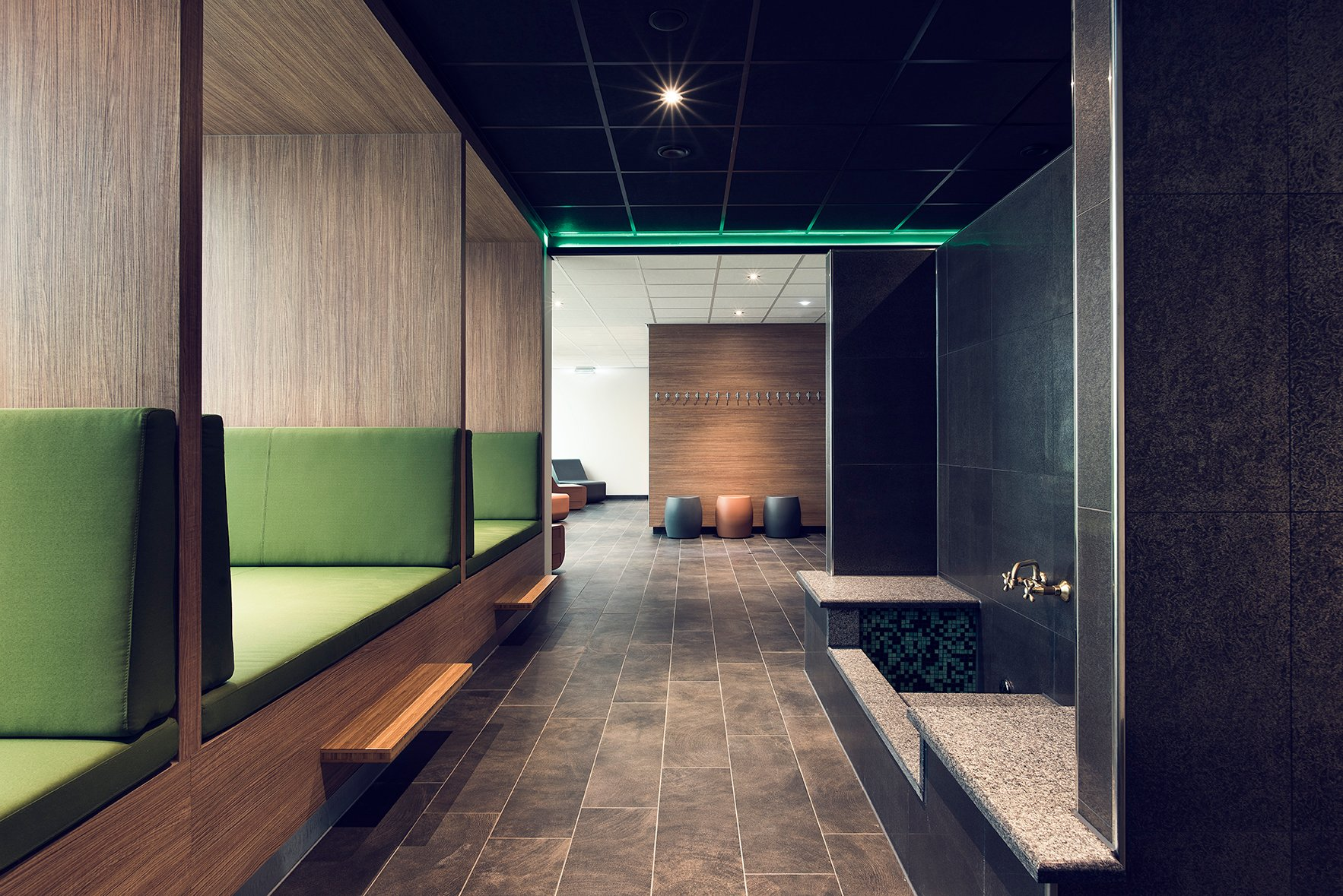Interieurarchitect Spa-welness-sauna-lounge