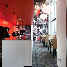 Interieurarchitect ( IC MIMAR) Turks restaurant